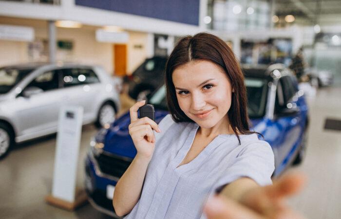 Vantagens de alugar um carro