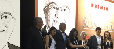 Fundador da Locatruck é homenageado em evento do SINDLOC SP